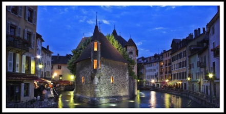 1 Annecy Castle