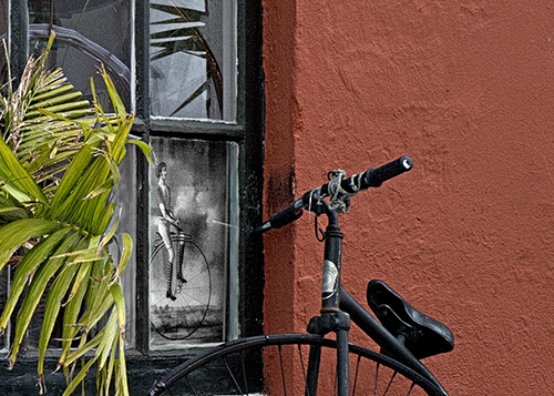 9.The cycle shop