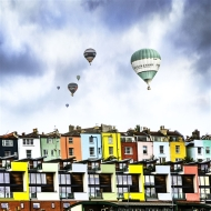 Commended-Bristol Bloon Fest-Peter Herreaman