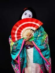 Commended-Sad Geisha-Mel Hobson