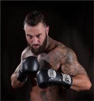 Commended-The Boxer-Len Pugh
