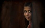 Highly Commended-Indian Girl-Peter Siviter