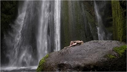 Waterfall Beauty - Tim Pile