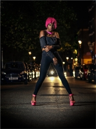 Commended-Queen of the Street-Gary Hurdman