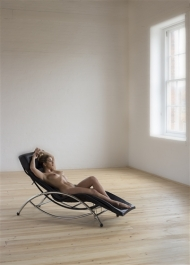 Commended-Relaxing in an Empty Room-Roger Parry