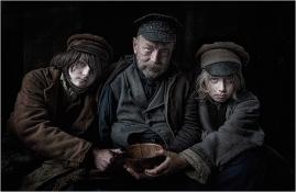The Begging Bowl - Peter Gennard