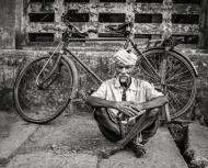 Old Pavements, Broken Bikes - Paul Hassell