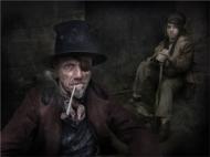 FIAP Ribbon-Sticky Smoke-Peter Siviter EFIAP DPAGB-EFIAP DPAGB- England
