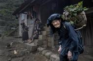 SPS Ribbon-Old Woman 4-Yong Zhi Li-- Australia