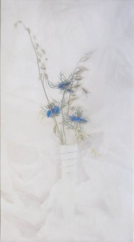sps ribbon blue flowers and grasses micahel parmee-england