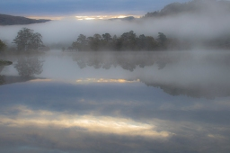 Dawn, Rydal Water