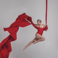 Highly Commended-Red Silk Leap-Ceri Goodrum